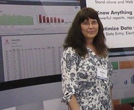 Swine Data Management founder Barbara Jesse